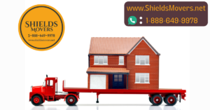 Professional full moving service
